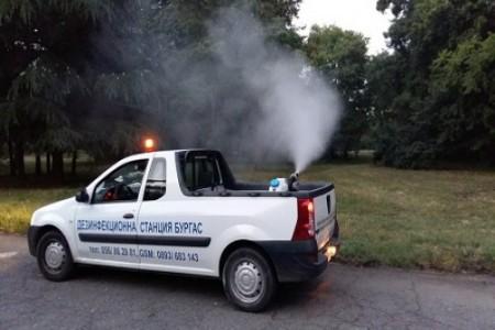 Имагоцидни обработки срещу комари!