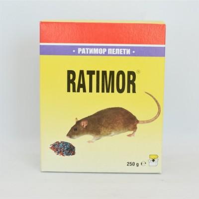 РАТИМОР ПЕЛЕТИ - 1кг.